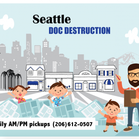 Seattle Doc Destruction